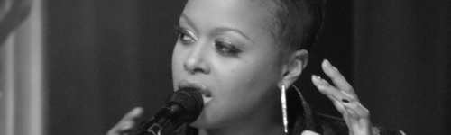 Chrisette Michele @ NYC